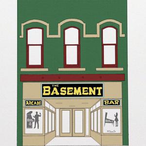 The Basement Arcade Bar