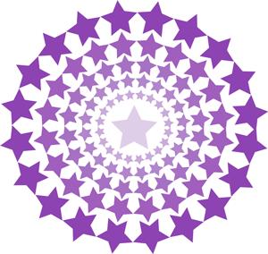 Purple Star Graphics